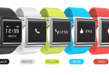 X9 Plus BLE 4.0 Smart Wristband Review