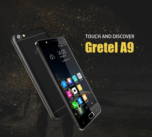 Featuring Gretel A9 4G Smartphone