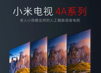 Xiaomi Mi TV 4A TV launched
