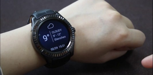 No1 D7 smartwatch Review