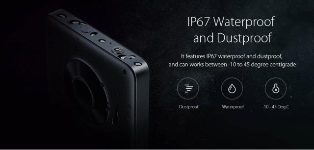 Xiaomi mijia Panorama Action Camera review