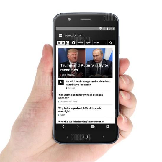 Vernee Thor E 4G Smartphone Review