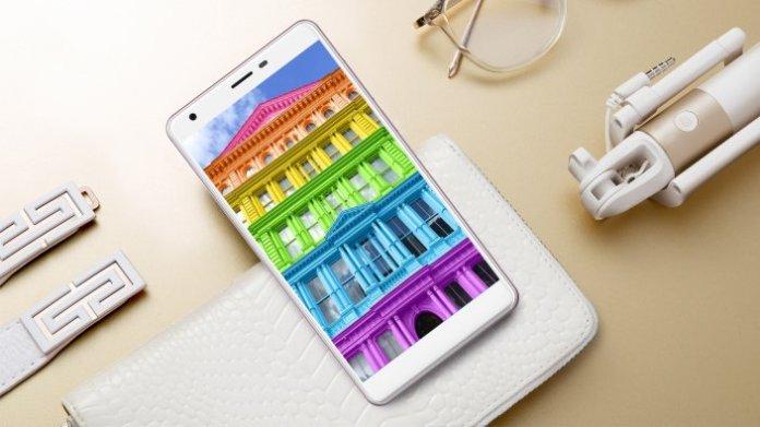 DISPLAY of Uhans S3 Smartphone