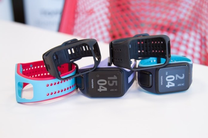 TomTom Spark Cardio and Fitness Watch