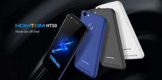 Homtom HT50 Review