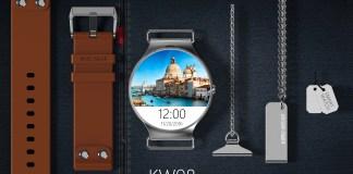 Kingwear-KW98 3g-smart-watch