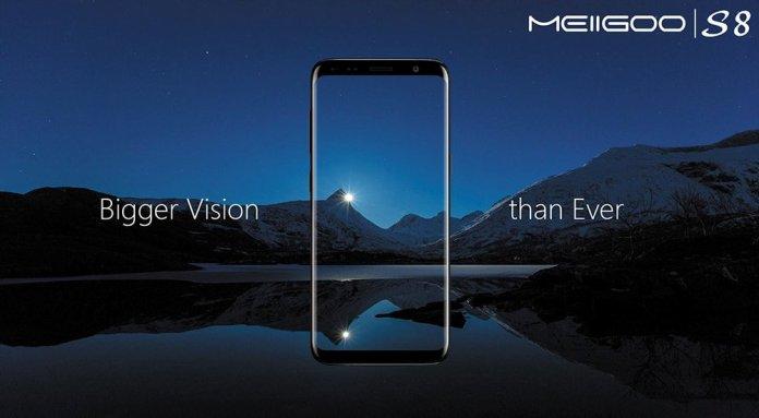 MEIIGOO S8 SMARTPHONE