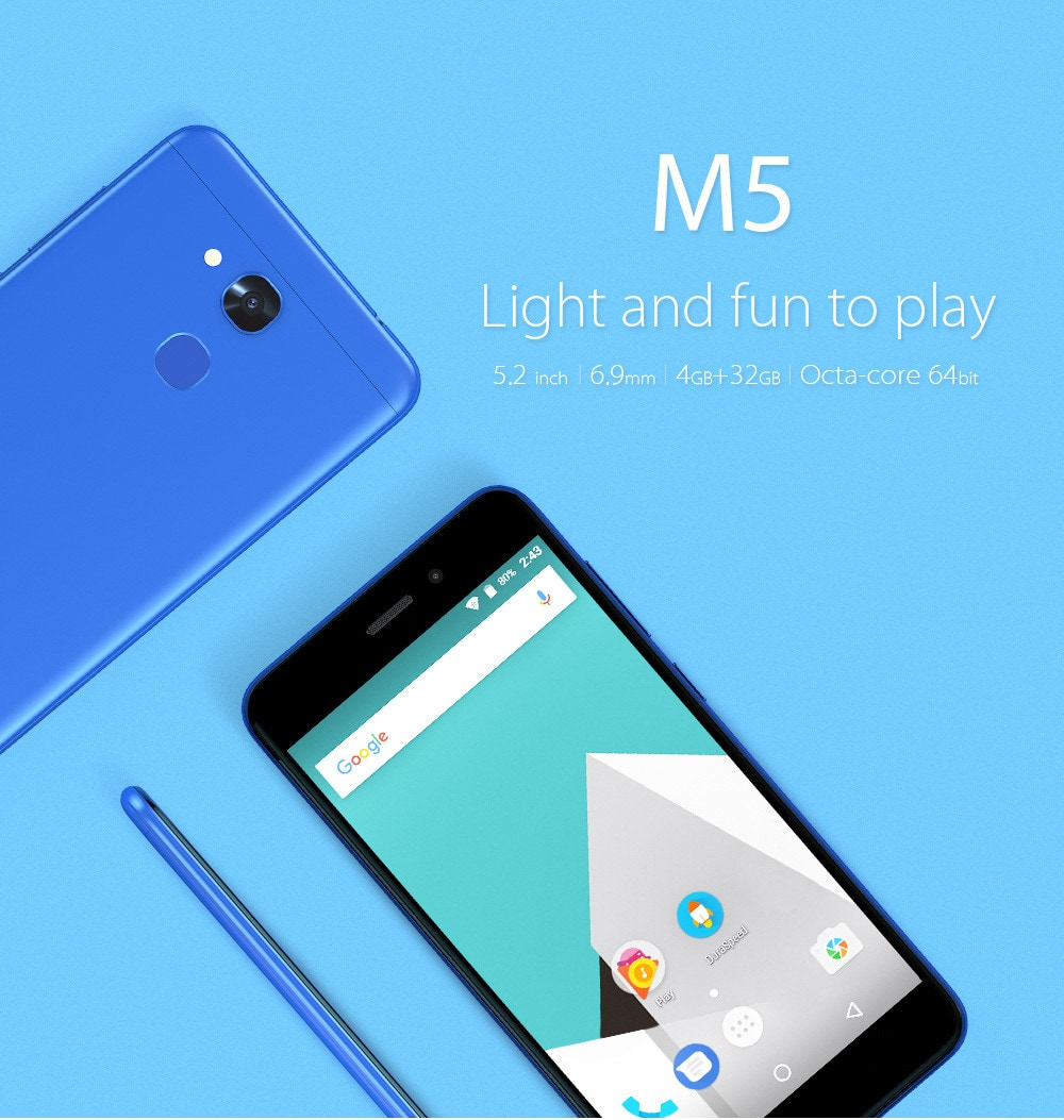 Vernee M5 Review