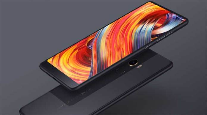 Succesor of the famous Xiaomi Mix