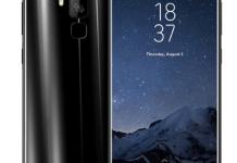 HOMTOM S8 BEZEL-LESS SMARTPHONE