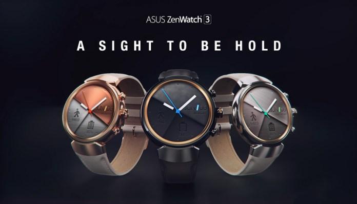 ASUS ZenWatch 3