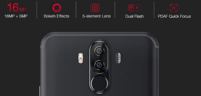 Ulefone-Power-3S review