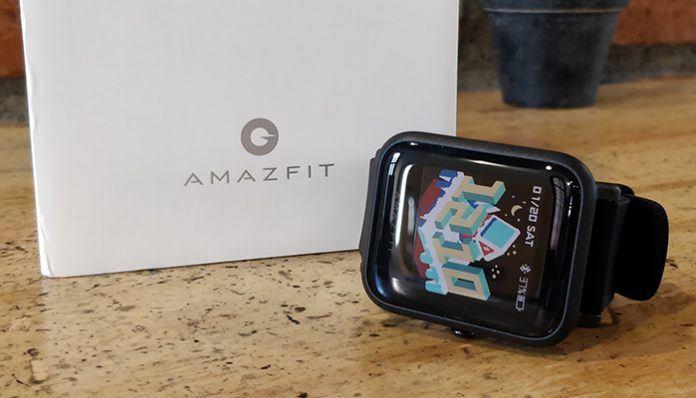 Xiaomi Amazfit-Bip-Smartwatch