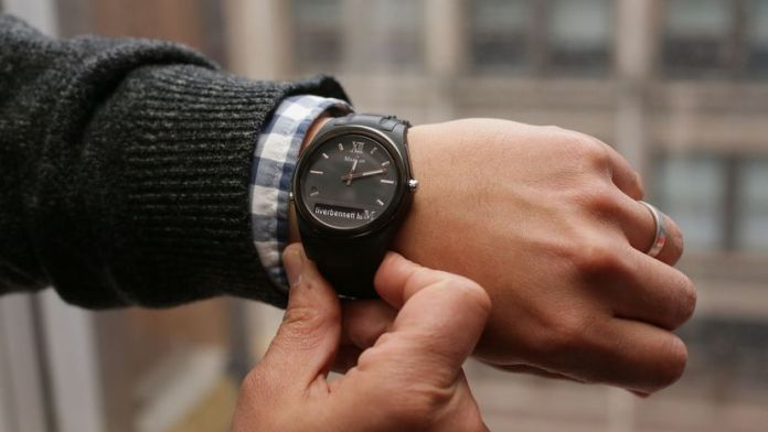 martian-notifier-smartwatch review