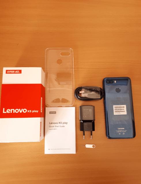 Lenovo K5 Play review