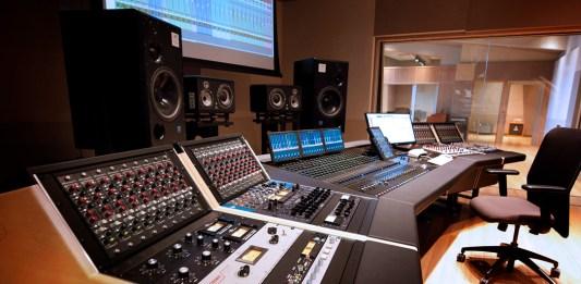 Recording Studio at Home