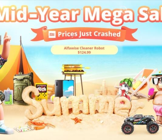 Mid year sale gearbest