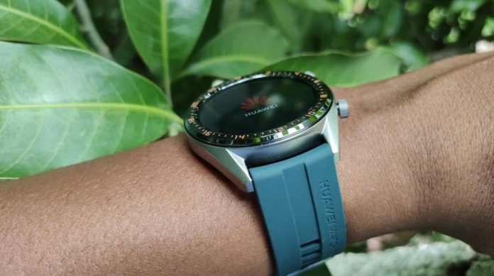 Watch GT is Water Resistant Smartwatch
