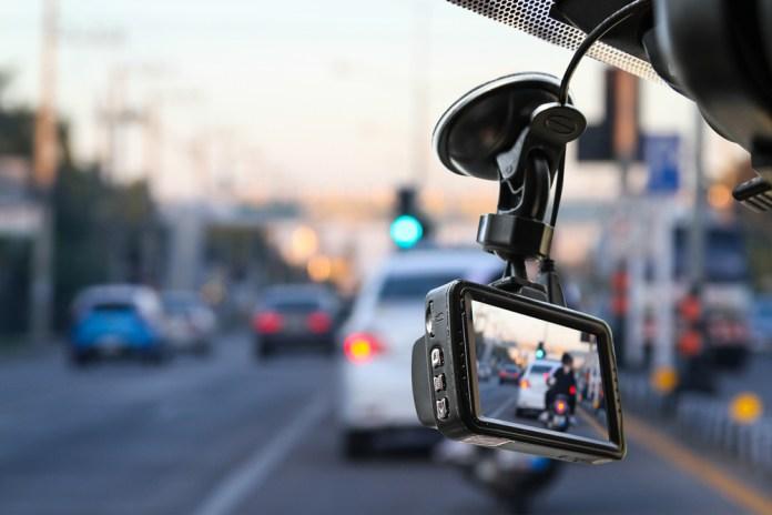 Dash Cams Chauffeur-Driven Cars