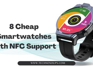 NFC Smartwatches 2021