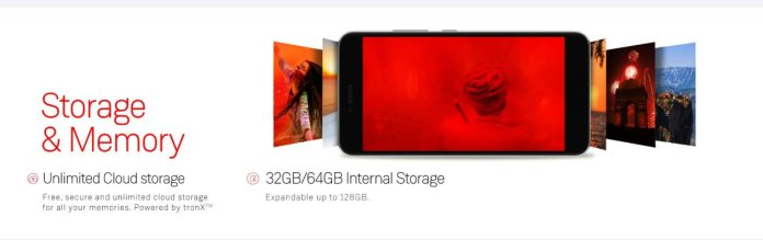 Capture+ Storage & Memory