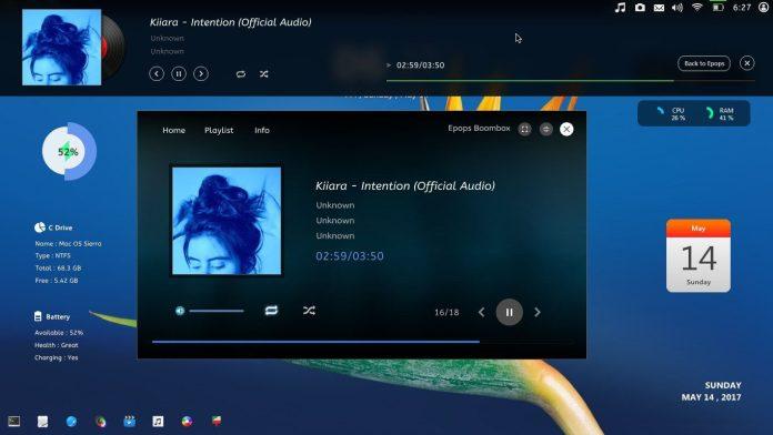 Octoroid Virtual OS