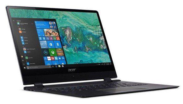 Laptops CES 2018