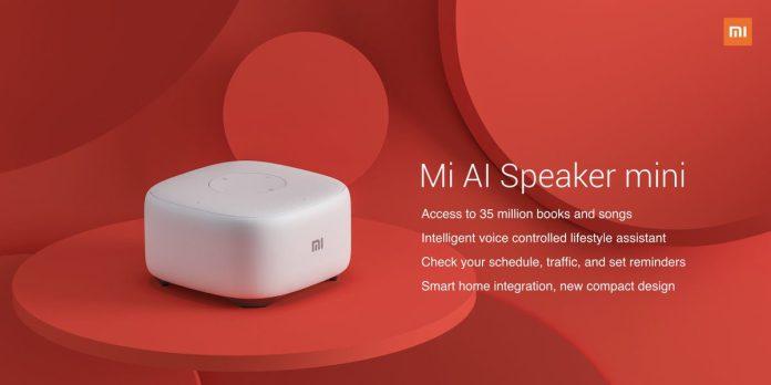 Mi Smart Devices- Mi AI Speaker Mini