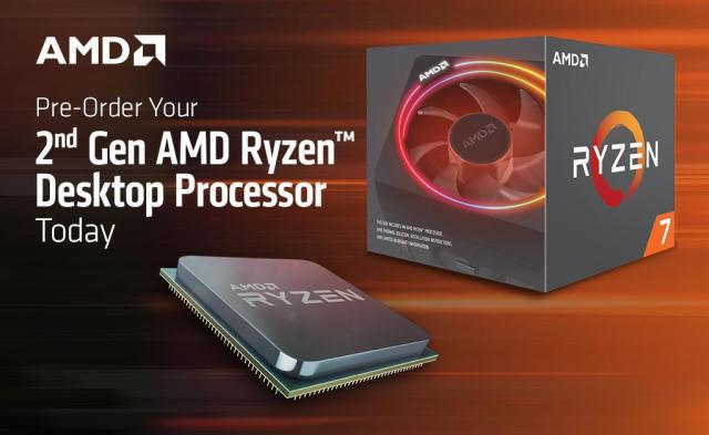 AMD Ryzen 2.0 Processors Officially Announced