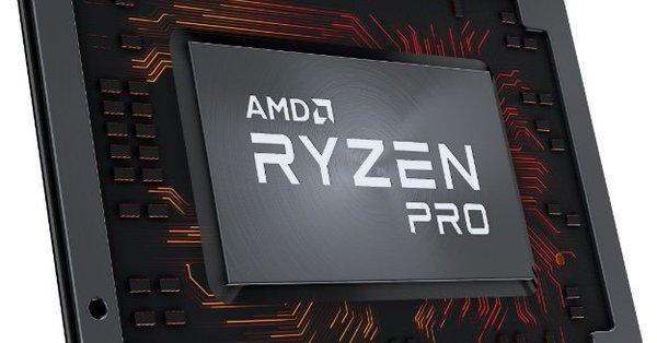 AMD Ryzen Pro Mobile Processors are To Bring Evolution