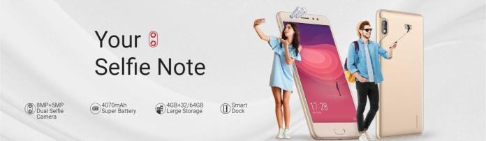 The Selfie Based Coolpad Note 6 at Rs. 8,999 is Here