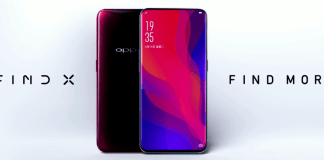 Oppo FIND X : Full specifications and review.