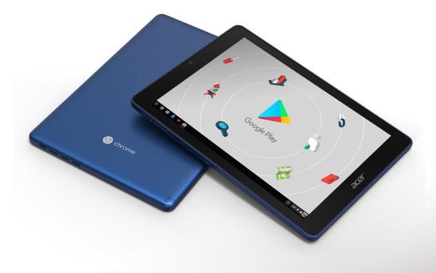 Meet the new Acer Chromebook Tab 10