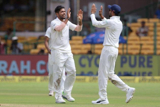 An 18 member Squad of India declared excluding Bhuvi