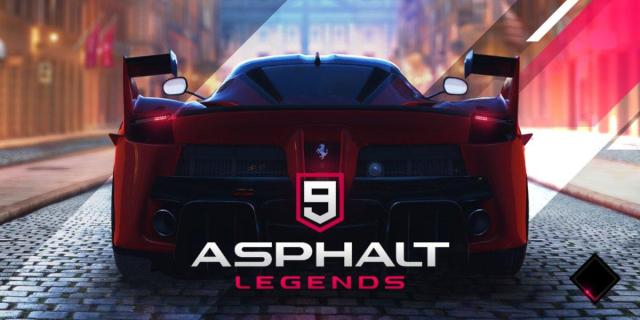Asphalt 9 Legends: The new racing game to show your pace