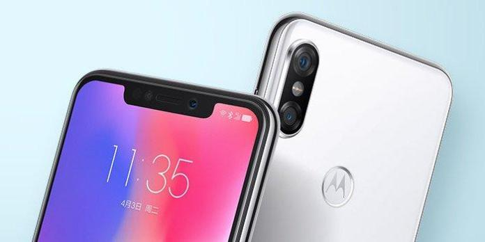 Moto P30 with iPhone X notch & Snapdragon 636 released