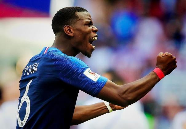Barca is keen to sign Paul Pogba for a transfer of £100M