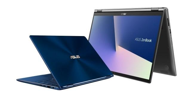 ASUS launches new Zenbook Flip 13 and 15 at IFA 2018