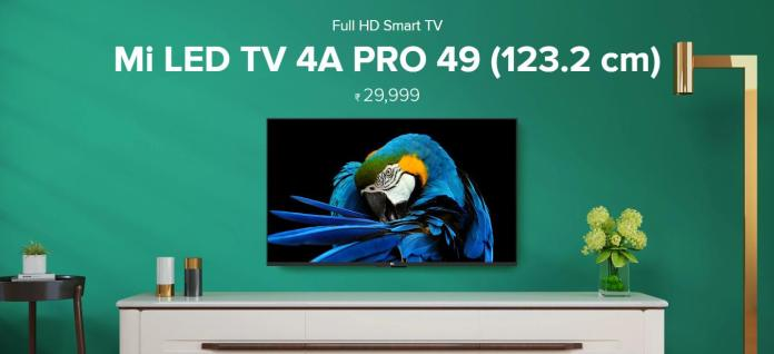 The 3 new Android TVs - Mi TV 4 Pro, 4A Pro and 4C Pro have a starting price tag of Rs.14,999