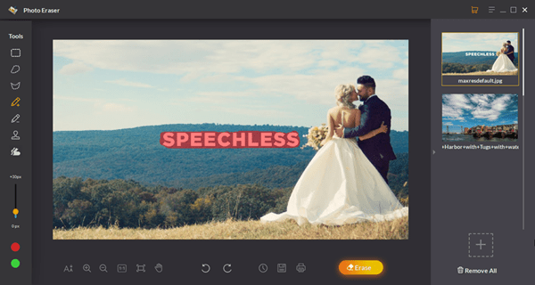 Jihosoft Photo Eraser: Your one-stop destination to remove unwanted objects from Images