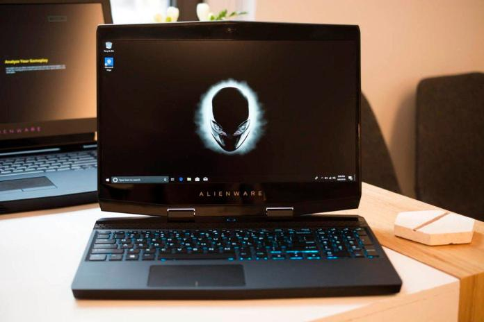 Dell launches new Alienware m15 ultraportable gaming laptop