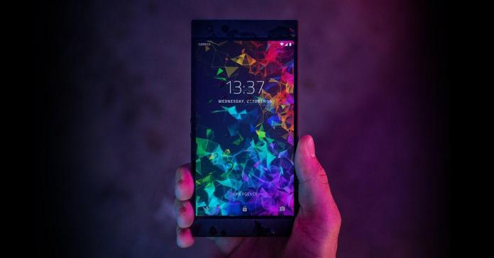 Razer Phone 2 with Snapdragon 845 launched