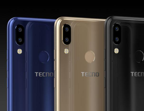 Tecno Camon iAir 2+, Camon i2 and Camon i2X with dual rear cameras and notch launched