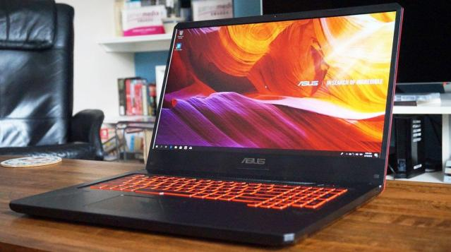 ASUS TUF FX505 and FX705 Gaming Laptops Launched in India