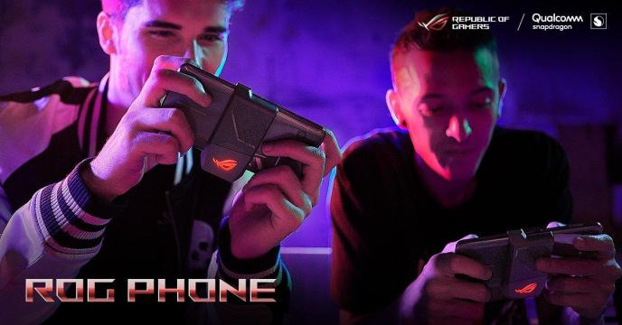 ASUS ROG Phone debuts in India with overclocked Snapdragon 845 at Rs.69,999