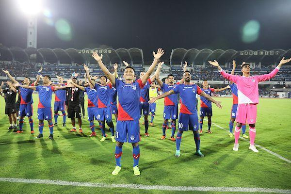Bengaluru FC beat FC Pune City 2-1 as they extend their unbeaten streak in the fifth edition
