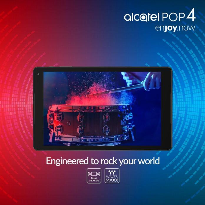 Alcatel Pop 4 - The Best Budget Tablet of 2018 with Keyboard
