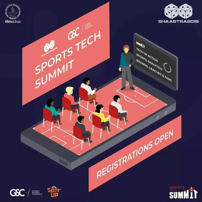 IIT Madras to host the SportsTech Summit from 3rd January 2019