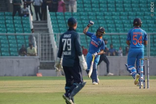 Rishabh Pant hits 73, KL Rahul finds form, Shardul took 4 wickets as India A beat England Lions in the 4th unofficial odi.