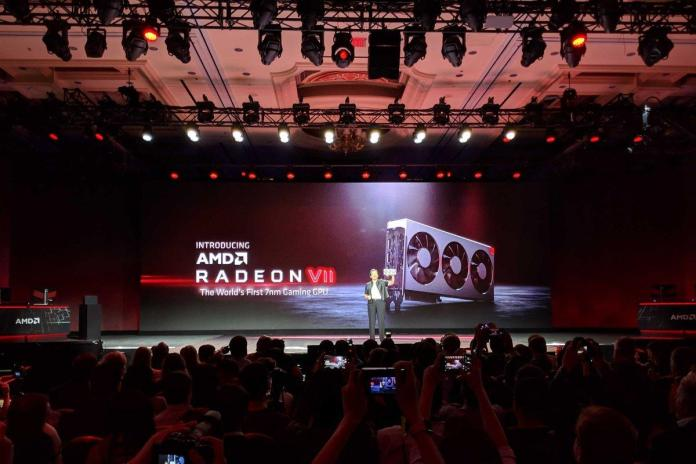 AMD launches world's 1st 7nm GPU - Radeon VII